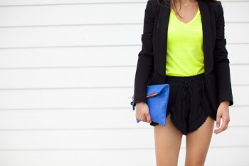 Day to Night In Neon