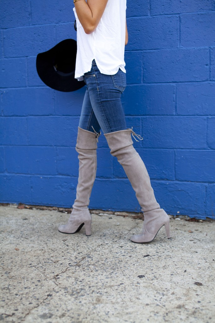A photo of Stuart Weitzman Highland boot