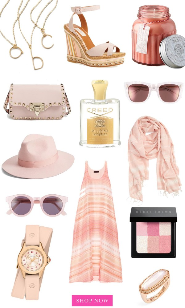 Friday Favorites: Blushingly Beautiful for Mother's Day
