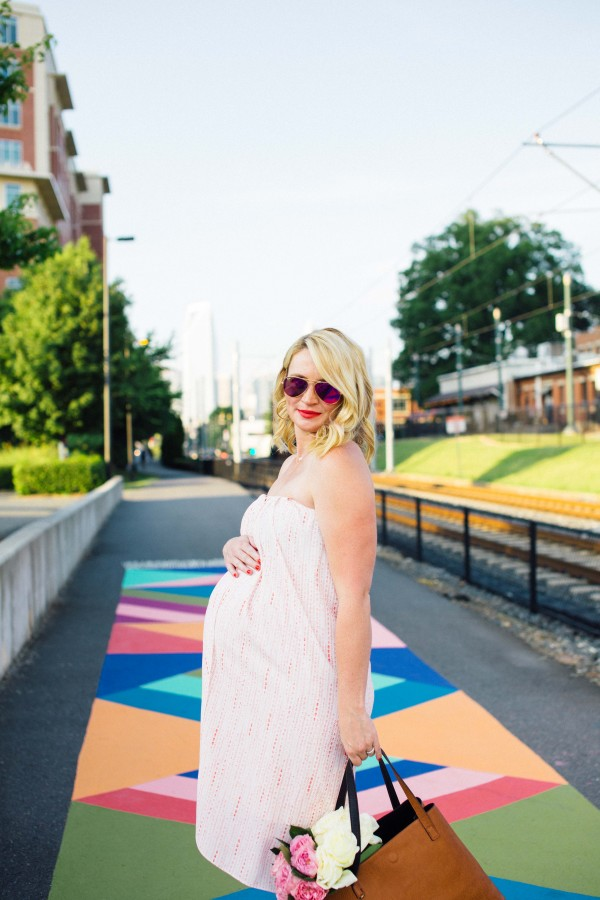 My Final Maternity Look with Hatch!