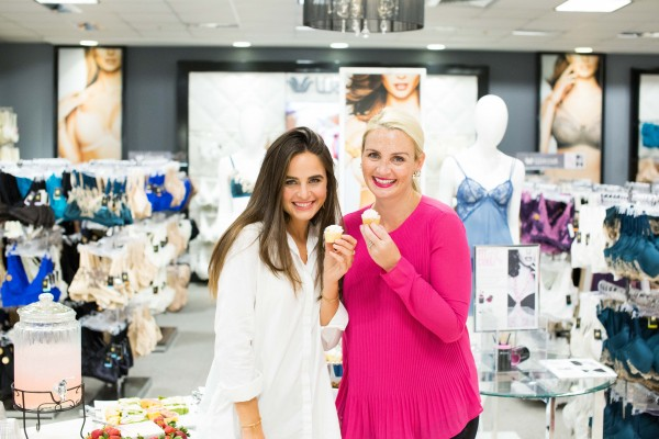8556fa79be The Chic Series Belk and Wacoal know how to throw a party!