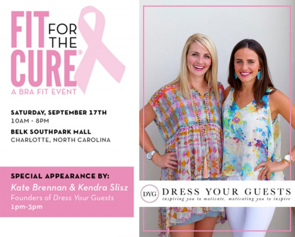 364adc759a The Chic Series  IGotFit for Fit for the Cure® at Southpark Mall