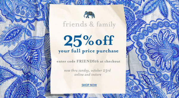 Calypso St. Barth Friends & Family Sale Selects